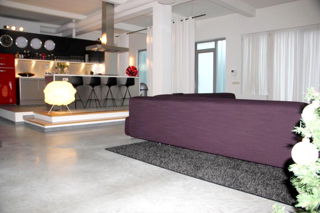 Projecten put interieur - Deco stijl loft ...